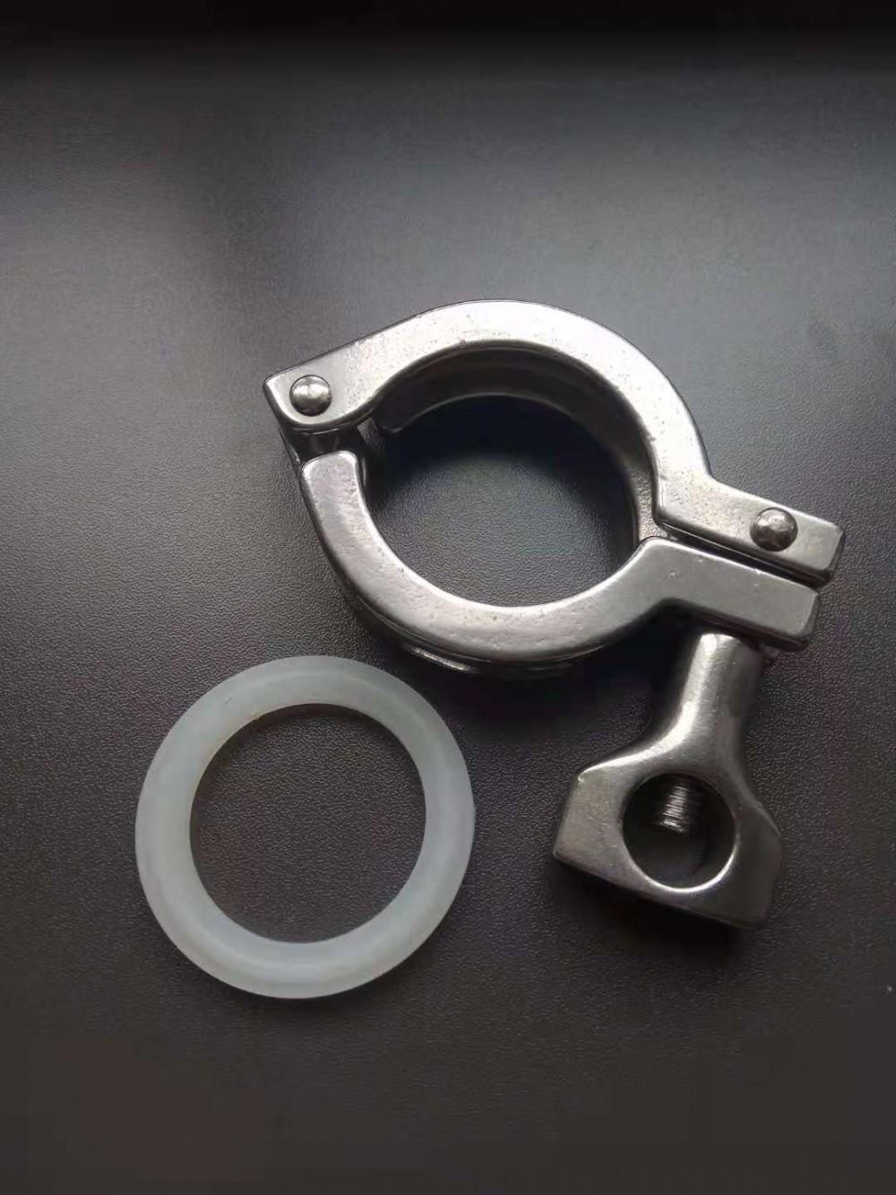 50.5规格SIP管道卡箍