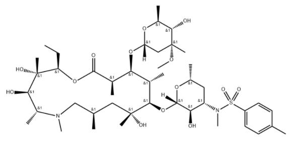 阿奇霉素杂质G