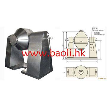 SZG型雙錐型回轉式真空干燥機