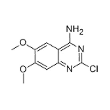 2-氯-4-氨基-6,7-二甲氧基喹唑啉 中间体