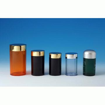 燙金系列 塑料瓶