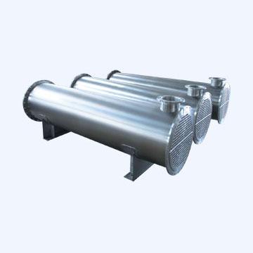 管式换热器产品图片