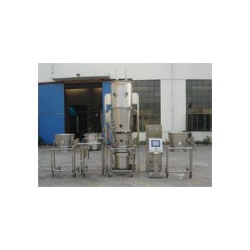 FLP型流化造粒包衣機