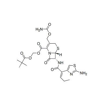 頭孢匹林酸