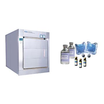 XG1.K系列大输液快速冷却灭菌器