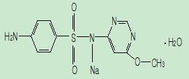 磺胺間甲氧嘧啶鈉