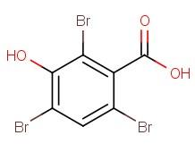 3-羟基-2,4,6-三溴苯甲酸(TBHBA)