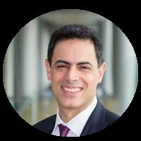 Mehdi Shahidi博士 勃林格殷格翰高级副总裁、首席医学官