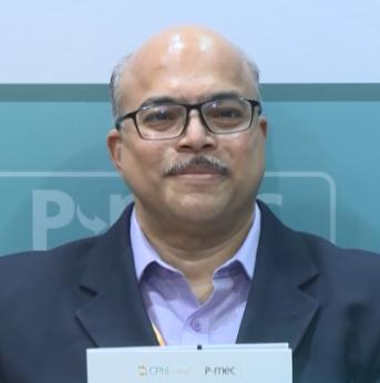 专访:亿腾景昂药业首席技术官Deepak Hegde