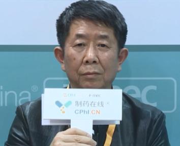 专访:南京医药行业协会教授级高工尹忠