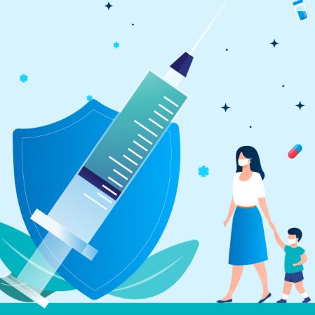 新冠病毒的体积太大,可能是疫苗抗体无效的原因